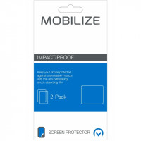 Mobilize Impact-Proof 2-pack Screen Protector HTC Desire 816