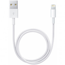 ME291ZM/A Apple Lightning to USB Cable 0.5m. White
