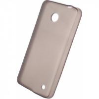 Xccess TPU Case Nokia Lumia 630/635 Transparent Black