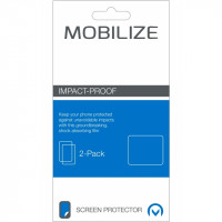Mobilize Impact-Proof 2-pack Screen Protector Sony Xperia E3