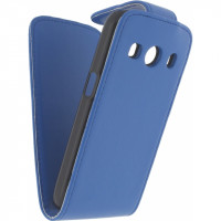 Xccess Flip Case Samsung Galaxy Ace 4 SM-G357 Blue