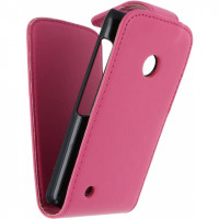 Xccess Flip Case Nokia Lumia 530 Pink