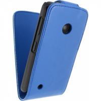 Xccess Flip Case Nokia Lumia 530 Blue