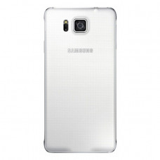 EF-OG850SWEGWW Samsung Back Cover Galaxy Alpha White