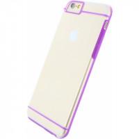 Xccess Hybrid Cover Apple iPhone 6/6S Purple