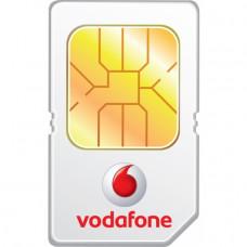 Vodafone Prepaid Starterskaart 3-in-1 incl. Beltegoed