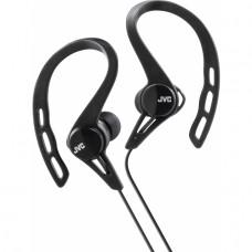 HA-ECX20-B JVC Sport Headphone Ear Clip Black