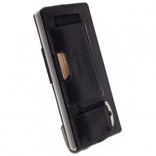 60420 Krusell Ekerö Flexi FlipWallet Sony Xperia Z5 Premium Black