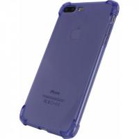 Xccess Air Crush TPU Case Apple iPhone 7 Plus/8 Plus Transparant/Purple