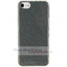 Xccess TPU/PC Case Apple iPhone 7/8 Prism Design Cold Grey