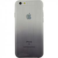 Xccess Thin TPU Case Apple iPhone 6/6S Gradual Black