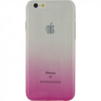 Xccess Thin TPU Case Apple iPhone 6/6S Gradual Pink