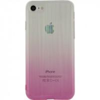Xccess Thin TPU Case Apple iPhone 7/8 Gradual Pink