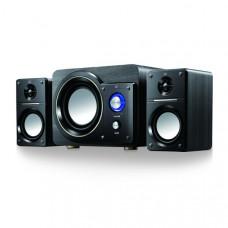 Ewent EW3512 2.1kanalen 40W Zwart luidspreker set