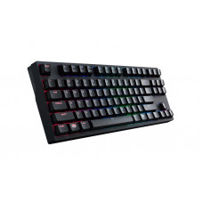 Cooler Master MasterKeys Pro S RGB keyboard USB QWERTY US English Black