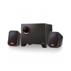 Ewent EW3505 speaker set 15 W Black 2.1 channels
