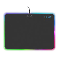 Ewent PL3341 mouse pad Gaming mouse pad Black