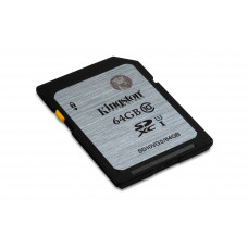 Kingston Technology Class 10 UHS-I SDXC 64GB 64GB SDXC UHS Klasse 10 flashgeheugen