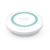 EnGenius ESR300 Single-band (2.4 GHz) Fast Ethernet Wit draadloze router