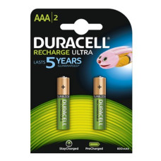 Duracell 203815 household battery Rechargeable battery AAA Nickel-Metal Hydride (NiMH)