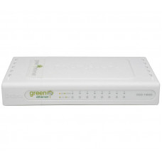 D-Link DGS-1008D/E Unmanaged network switch Wit netwerk-switch