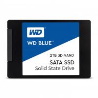 Western Digital Blue 3D NAND SATA SSD 2TB 2048GB 2.5