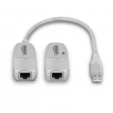Eminent AB2060 Network transmitter & receiver Zilver netwerkextender