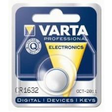 Varta CR1632 Lithium 3V niet-oplaadbare batterij