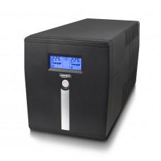 Eminent EM3941 uninterruptible power supply (UPS) Line-Interactive 1000 VA 600 W 2 AC outlet(s)