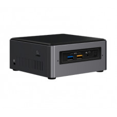 Intel NUC NUC7I3BNH BGA 1356 2.40GHz i3-7100U Zwart