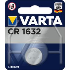 Varta 1x 3V CR 1632 Single-use battery CR1632 Lithium