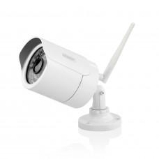Eminent CamLine Pro IP-beveiligingscamera Buiten Rond Wit