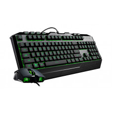 Cooler Master Devastator 3 USB QWERTY US International Zwart