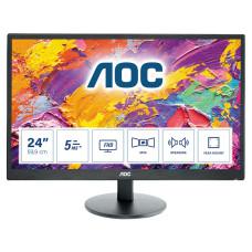 AOC M2470SWH LED display 61 cm (24