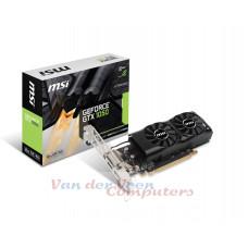 MSI V809-2410R videokaart GeForce GTX 1050 2 GB GDDR5