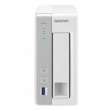 QNAP TS-131P NAS Toren Ethernet LAN Wit data-opslag-server