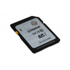 Kingston Technology Class 10 UHS-I SDHC 16GB 16GB SDHC UHS Klasse 10 flashgeheugen