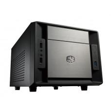 Cooler Master Elite 120 Advanced Cube Aluminium,Black
