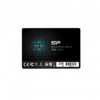 Silicon Power Ace A55 256GB 3D NAND SSD , max R/W 560/530 MB/s
