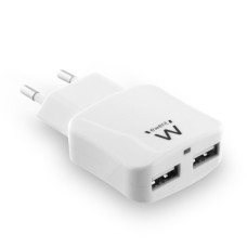 Ewent EW1302 mobile device charger White Indoor
