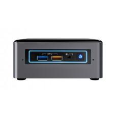 Intel NUC NUC7i3BNHXF 2.4GHz i3-7100U Nettop Zwart, Grijs Mini PC
