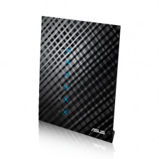 ASUS RT-AC52U draadloze router Dual-band (2.4 GHz / 5 GHz) Fast Ethernet Zwart