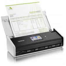 Brother ADS-1600W ADF-scanner 600 x 600DPI A4 Zwart, Wit scanner