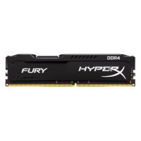HyperX FURY Memory Black 16GB DDR4 2133MHz Module 16GB DDR4 2133MHz geheugenmodule