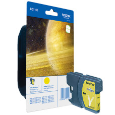 Brother LC-1100Y ink cartridge 1 pc(s) Original Yellow