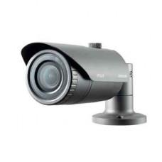 Samsung SNO-L6083R bewakingscamera IP-beveiligingscamera Binnen & buiten Rond Grijs 1920 x 1080 Pixels