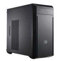 Cooler Master Masterbox Lite 3 Mini-Toren Zwart computerbehuizing