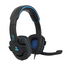 Ewent PL3320 hoofdtelefoon Stereofonisch Hoofdband Zwart