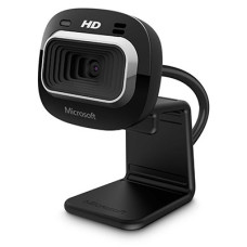 Microsoft LifeCam HD-3000 for Business webcam 1 MP 1280 x 720 pixels USB 2.0 Black