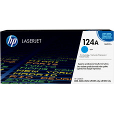 HP 124A Original Cyan 1 pc(s)